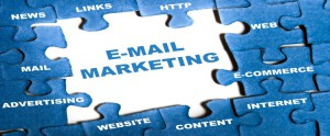 E-mail marketing puzzle